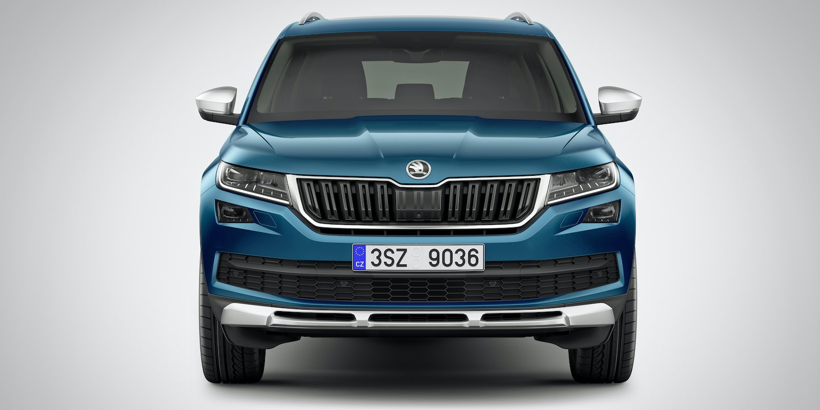 skoda kodiaq scout 2017 preise motoren verkaufsstart. Black Bedroom Furniture Sets. Home Design Ideas