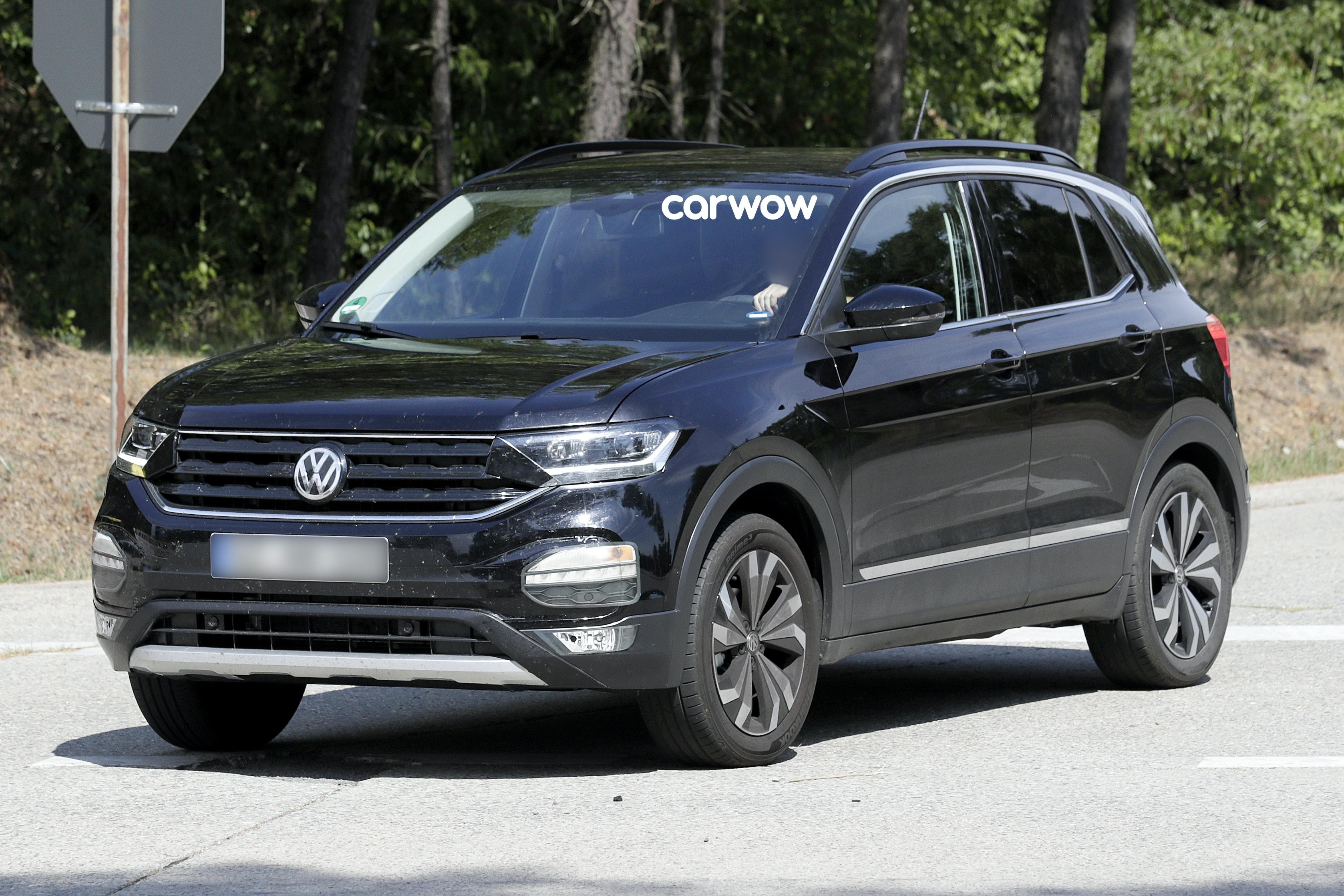 Vw T Cross 2018 Preise Amp Verkaufsstart Des Polo Suv Carwow