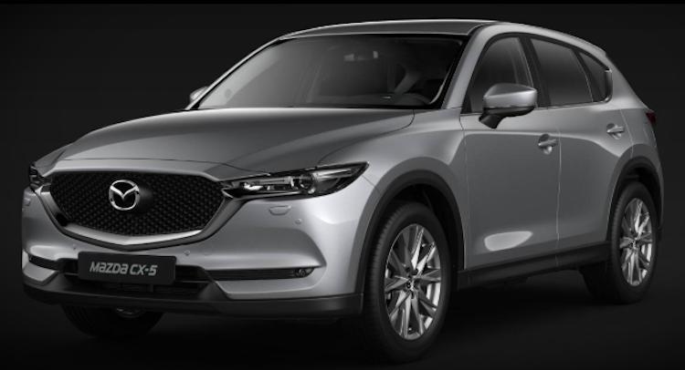 Mazda Cx 5 Farben Welche Lackierung Darf Es Sein Carwow De